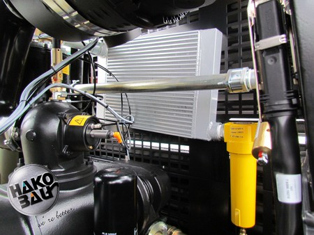 Kompressor-fahrbar, Kaeser