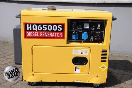 Stromgenerator-stationaer, Sonstige