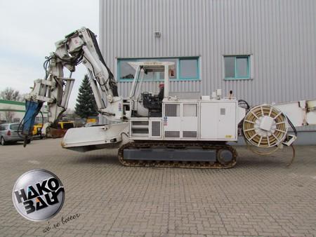 Tunnel-Vortriebsmaschine, Schaeff ITC 312 N1s